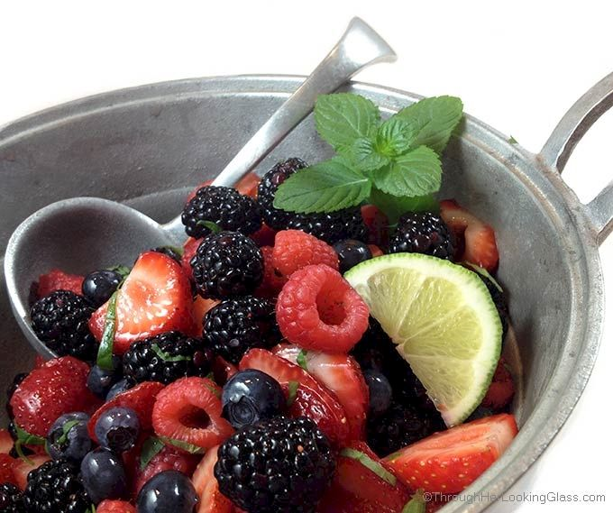 16 Alcohol-Soaked Fruit Recipes To End Your Meal Off Right