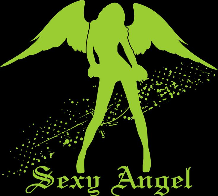 Sexy Angel (Cyber Green) 2014 Collection  -  © stampfactor.com