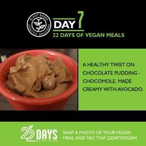 Day 7: 22 Days of #Vegan Meals #22daysnutrition