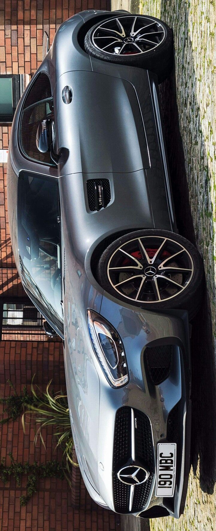 Mercedes amg gt s edition 1 by levon