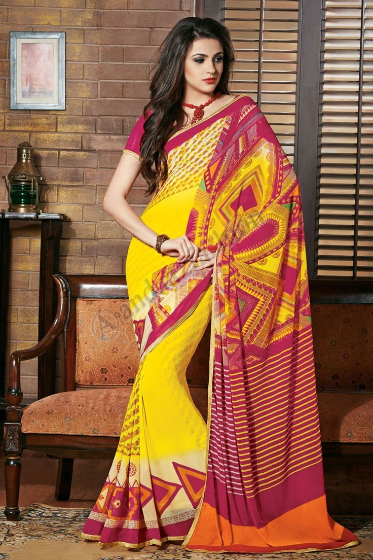Rose Jaune Art Silk Bhagalpuri Saree avec Blouse Conception No.-DMV7204 Prix- 44,15 Andaaz Fashion nouvel arrivant Saree Blouse et sont maintenant en magasin comme Rose Jaune Art Silk Bhagalpuri Saree avec Blouse embellir avec des fleurs, U Neck Blouse, Demi Blouse manches et Imprime Pallu. Ces Fashionles sont parfaits pour Fete, Mariage, Festival, Casual. Pour plus de détails- http://www.andaazfashion.fr/womens/sarees/pink-yellow-art-silk-bhagalpuri-saree-with-blouse-dmv7204.html