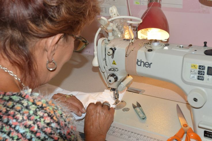 Our Sewing Team are always busy making more products for you, so place your order now!