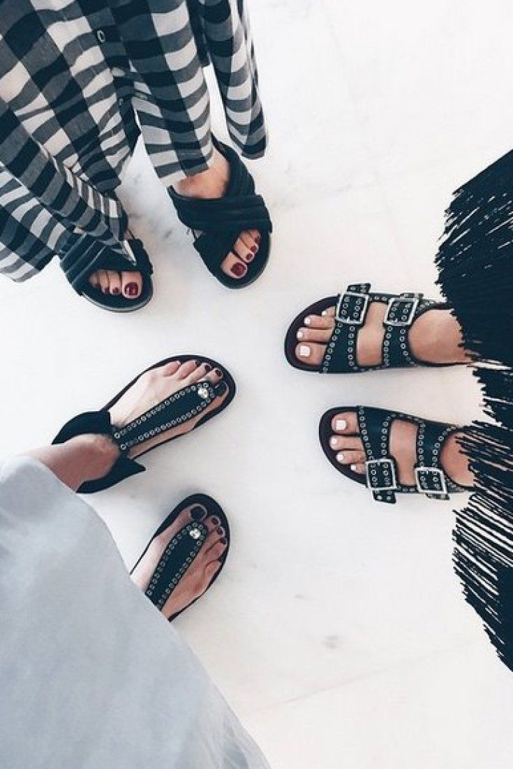 Dreamy Summer Shoes Are The Best Accessories Of The Week