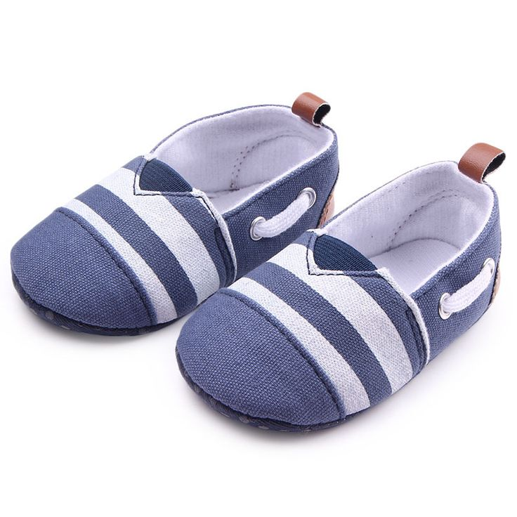 >> Click to Buy << Baby shoes boys girls shoes fashion stripes canvas boat shoes for toddler newborn soft sole first walkers infants crib shoes #Affiliate