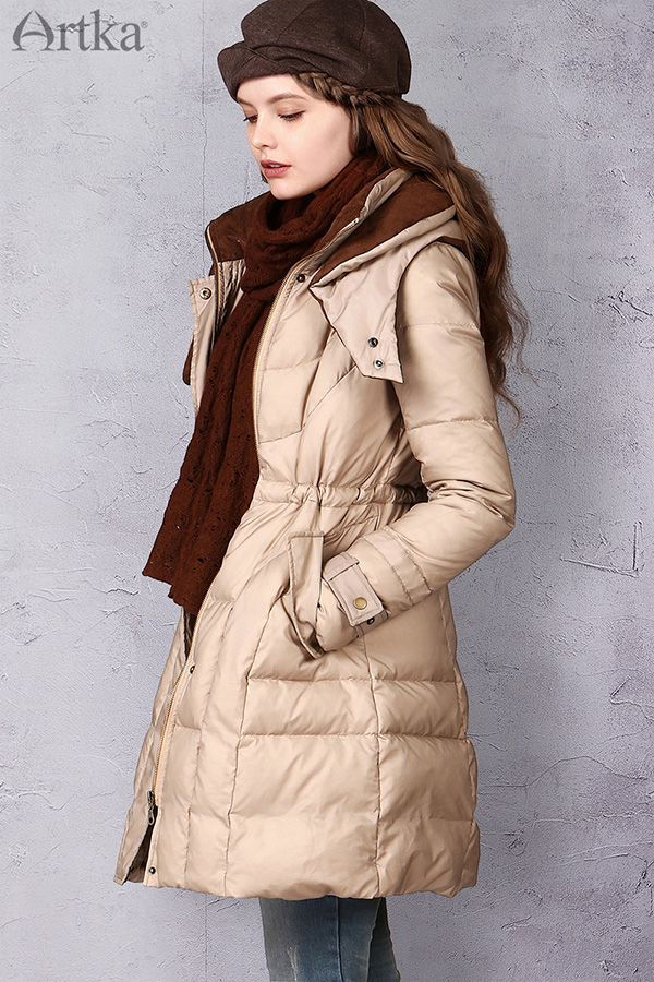 2015 winter women new warm casual thick wasp-waisted down jackets