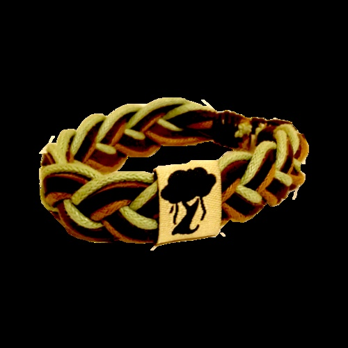 The Brown/Green Karma Bracelet. You buy a bracelet; we donate a textbook to a child in need. Get yours at http://www.jatalo.com/shop#ecwid:category=0=product=5855926. #jatalo #bracelet