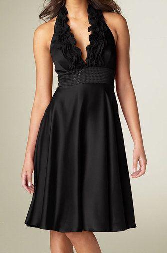 Black Dress Fashion