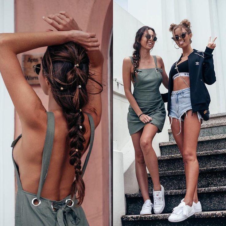 Style your summer with #Kela #angelbodyjewellery #hair #haircharms