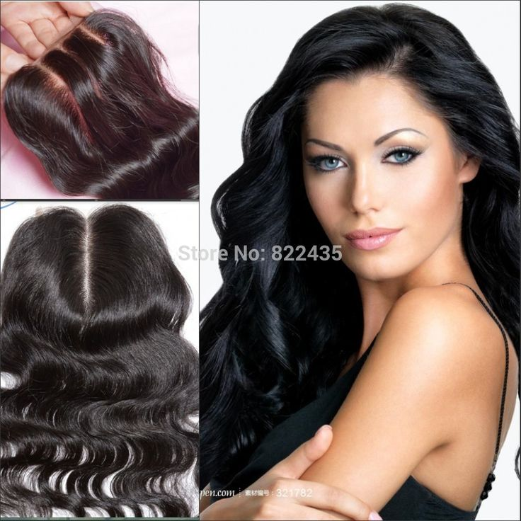 4*4 7A hair body wave lace closure bleached knots middle free 3 part closure nice Swiss lace closures cheap lace frontal closure US $15.40
