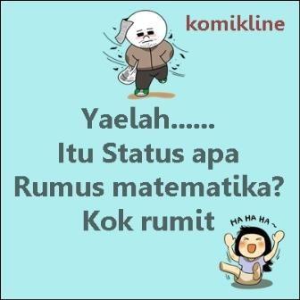 status kok rumit