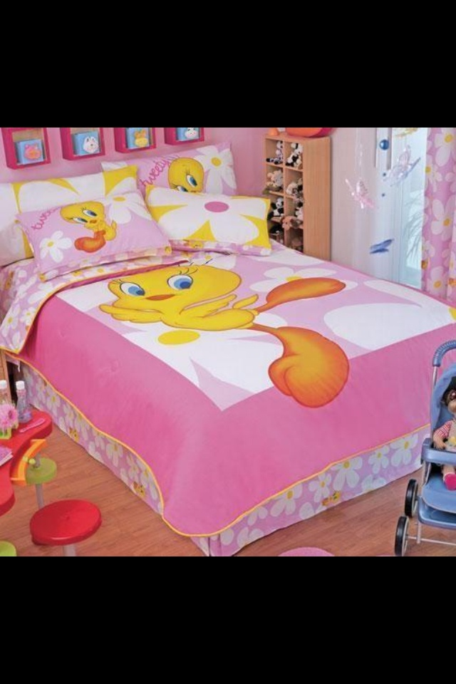 Tweety Bird Bedroom Set
