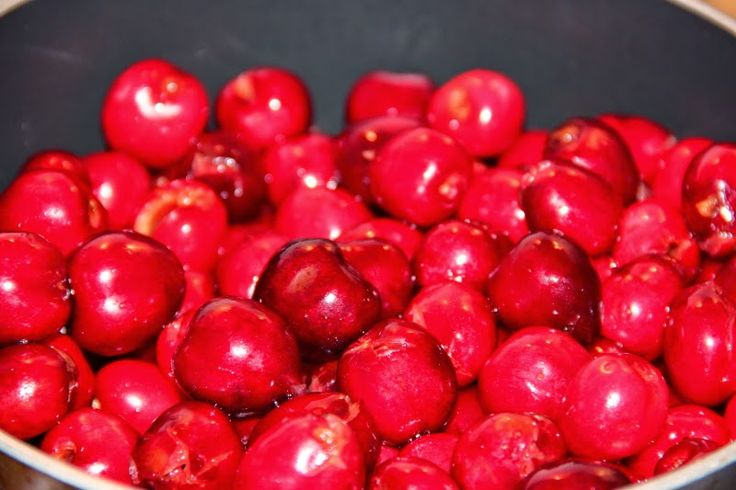 Godt og Sunt: Kirsebær eller Morell Syltetøy