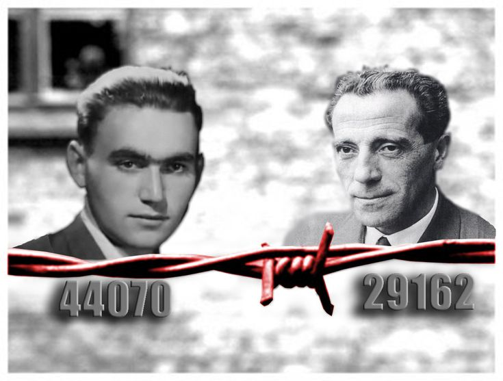 Rudolf Vrba and Alfred Wetzler were two Holocaust victims who escaped from Aushwitz to expose to the world one of the most heinous crime againts humanity.