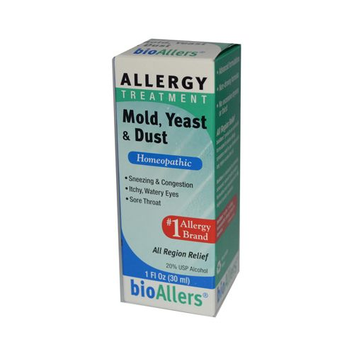 #BioAllersAllergy #Treatment Mold Yeast and Dust