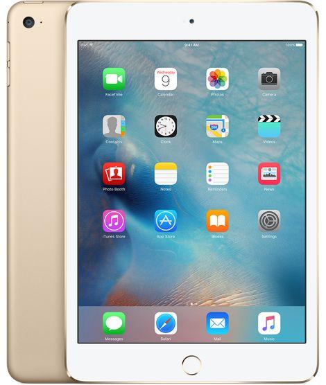 iPad mini 4 Wi-Fi 128GB - Gold - Apple
