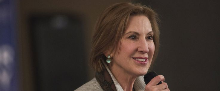 PHOTO: Carly Fiorina speaks during a campaign event in Merrimack, N.H in this Feb. 5, 2016 file photo. -- Carly Fiorina Endorses Ted Cruz - ABC News - http://abcn.ws/1pgeVYa via @ABC