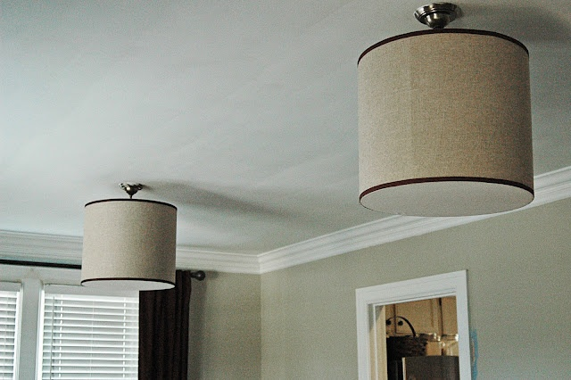 174303448048112333 on Lamp With Drum Shade