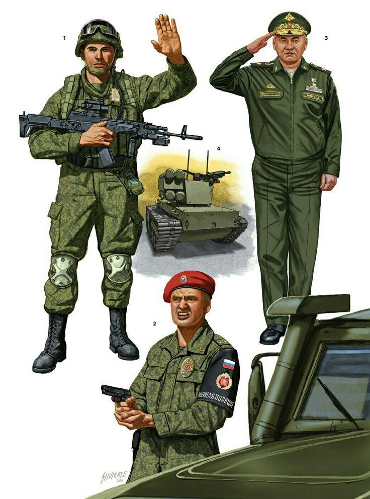 оформления картинка форма российского войска этом