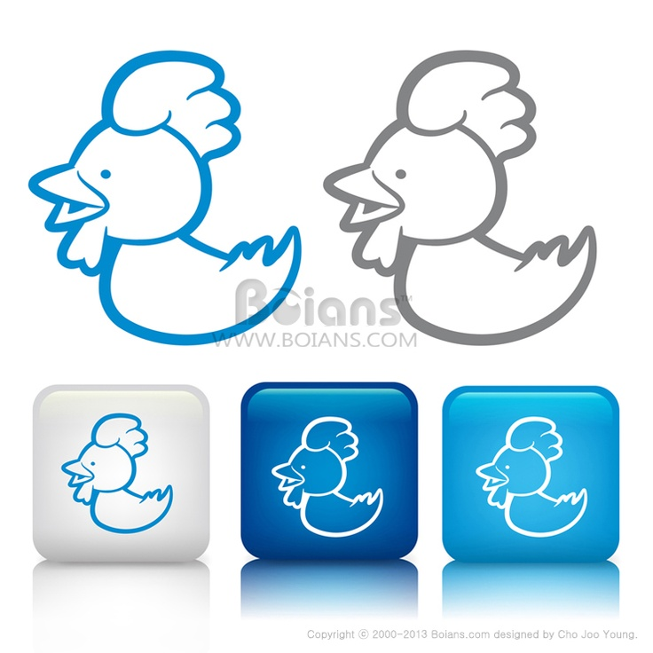 다양한 활용이 가능한 닭 마스코트 세트. 식품과 마켓 캐릭터 디자인 시리즈. (BCDS010540)  Flexibility as possible a set of Chicken Mascot. Food and Market Character Design Series. (BCDS010540)  Copyrightⓒ2000-2013 Boians.com designed by Cho Joo Young.