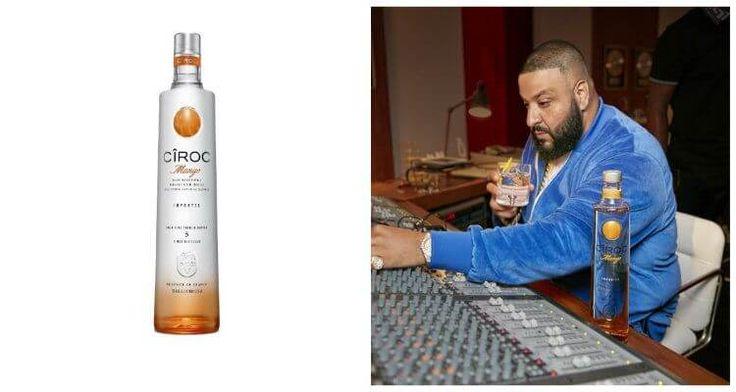 Sean 'Diddy' Combs Releases New CÎROC MANGO Flavor