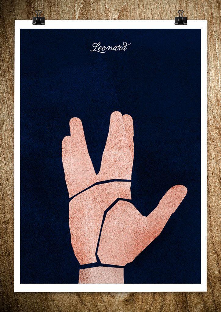 Hand Serie by Rocco Malatesta - Leonard
