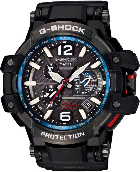 Zegarek męski Casio G-Shock GPW-1000-1A
