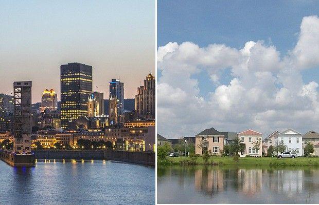 Ville ou banlieue? | GuideHabitation.ca
