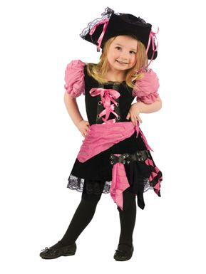 Looking for cute #toddler #Halloween #Costumes Check out Pink Punk Pirate Costume - Toddler visit http://besthalloweentips.blogspot.com/2010/10/toddler-girls-halloween-costumes.html