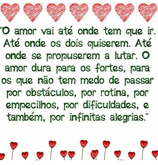 Amar é um ato heróico