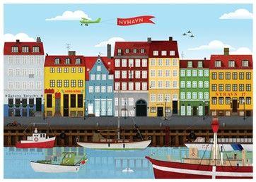 TOT Copenhagen - 'Nyhavn' København