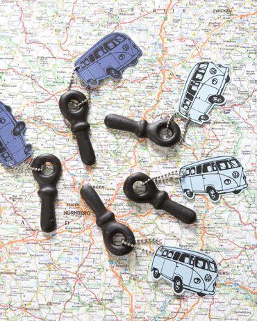 Op zoek naar een leuke traktatie? Op Flairathome.nl vind je originele traktatietips voor als er iets te vieren valt. Zoals deze stoere autosleutels.