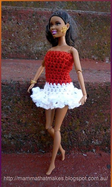 715 besten Barbie Bilder auf Pinterest | Häkeln, barbie Zeug und Friends