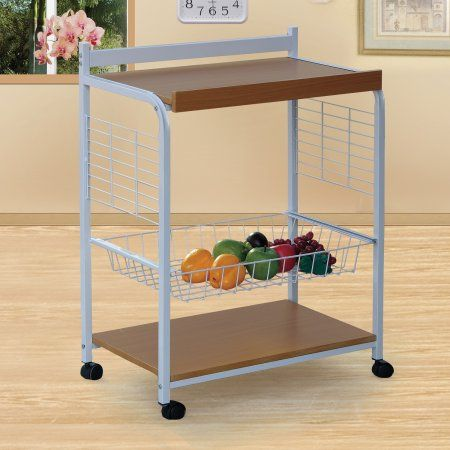 Home Source -Moveable Kitchen Cart