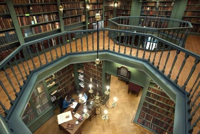 """Culture World on Twitter: """"This 400-Year-Old Jewish Library Survived The Inquisition — And Hitler https://t.co/Vn6FY3OIp3 https://t.co/SeldLHxouU"""""""