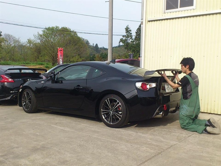 1000 images about toyota 86 mods on pinterest vinyls for Toyota 86 exterior mods