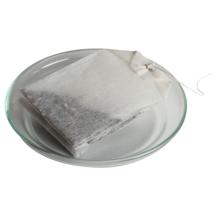 Theezakjeshouder rond glas   Xenos - € 1.49