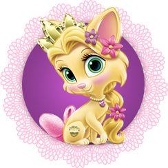 Официальная статья про Королевских Питомцев - питомцев принцесс Дисней