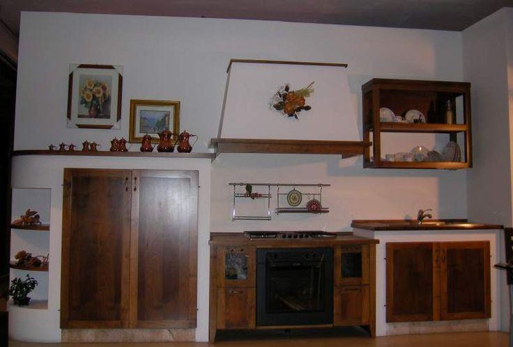 Cucina in muratura artigianale antine in... a Bressanvido - Kijiji: Annunci di eBay