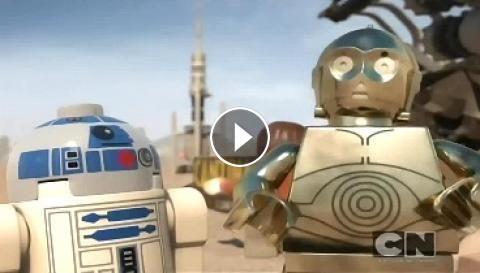 Desene Animate cu LEGO, Razboiul Stelelor - Amenintarea Padawanilor online dublat in limba romana...