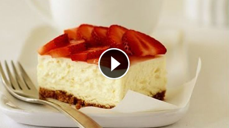 Super Easy Cheesecake Recipe