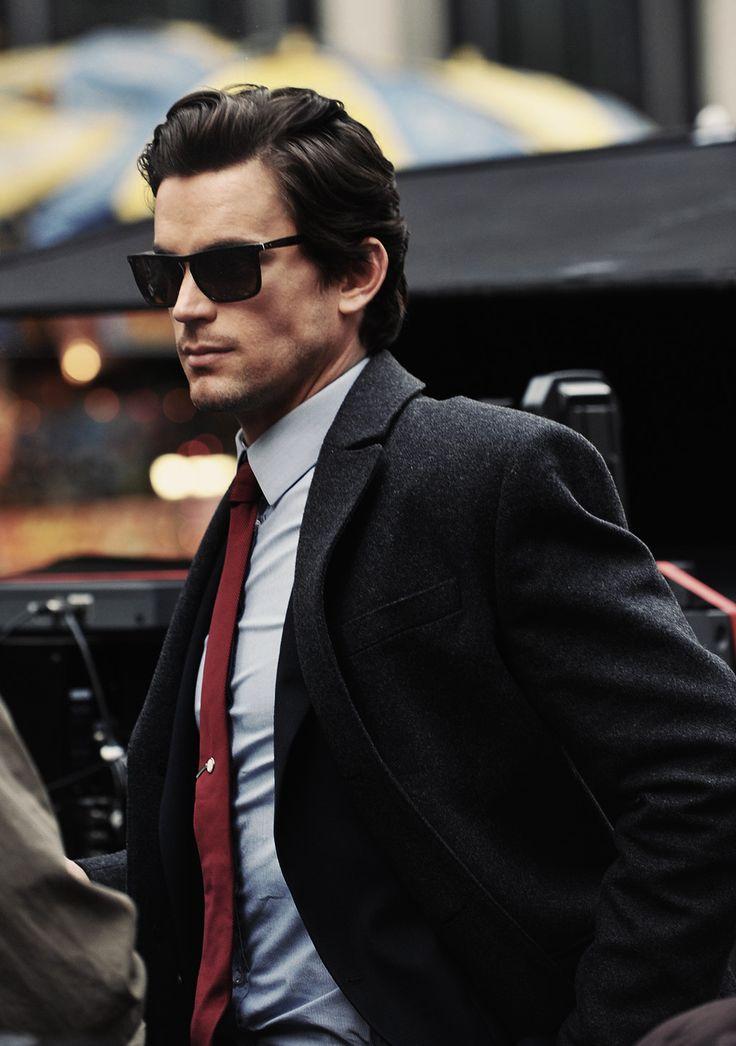 Matt Bomer and Christian Grey seem to have a similarity... except Matt likes prefers men. :(