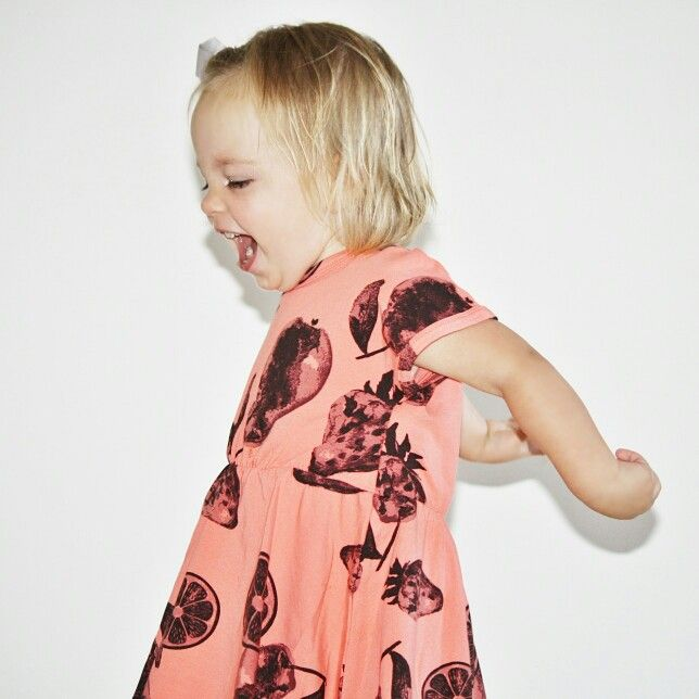 Sookibaby dress. This season is full of fun prints and colours.