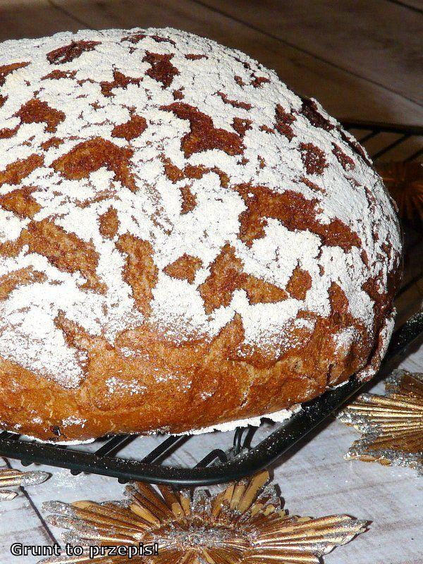 Idealny chlebek na Śniadanie Bożonarodzeniowe