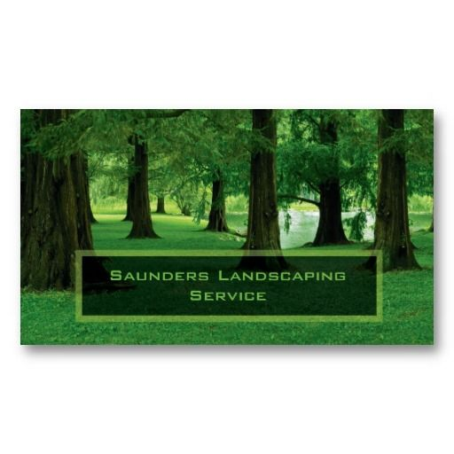 22 best images about lawn service business cards on for Lawn treatment companies