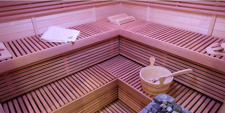 Sauna is heart of your home. Lovely sauna benches makes your sauna experience more pleasure.  #Sauna #SaunaBenches #Lauteet #Saunanlauteet