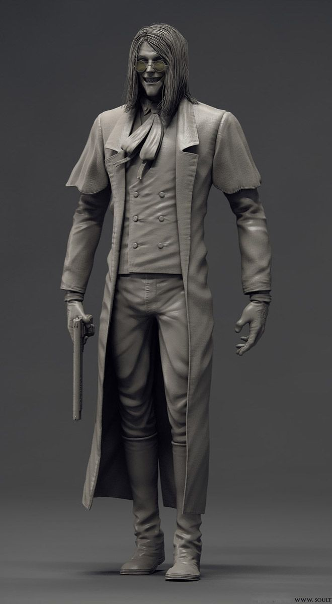 25 Stunning 3D Character Designs and 3D Monsters by Adam Sacco. Follow us www.pinterest.com/webneel
