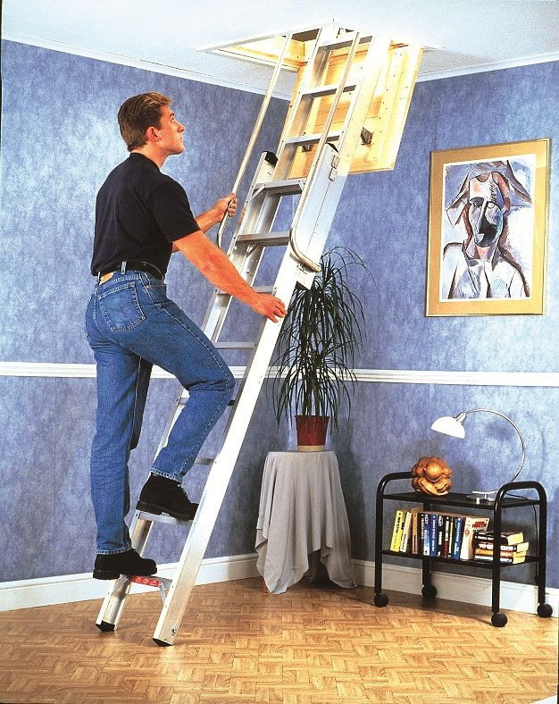 The Youngman Deluxe Loft Ladder is a superb ladder, perfect for those who frequently use their lofts and require an incredibly strong, sturdy ladder. It features deep 3 inch treads, two handrails and a safe carry weight of 150kg's. There are not many other ladders on the market offering the quality and comfort.