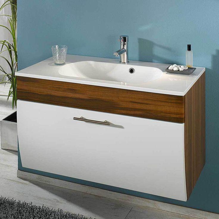 die besten 25 waschbeckenschrank ideen auf pinterest badezimmer v b ikea bad spiegelschrank. Black Bedroom Furniture Sets. Home Design Ideas