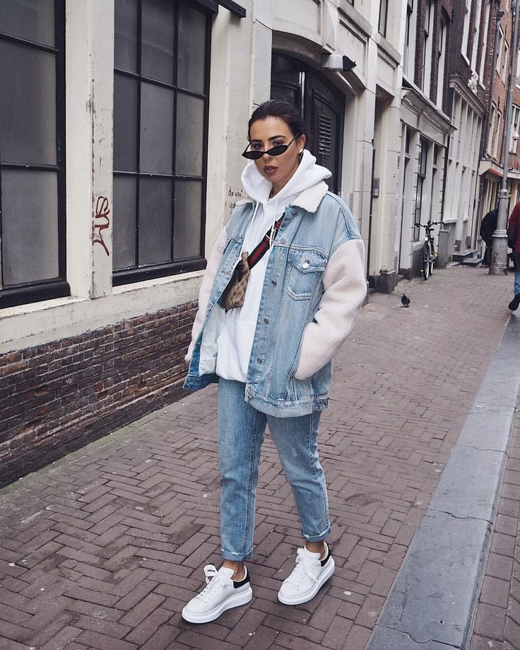 Dammspaziergänge (Link zur Jacke in meiner IG-Geschichte) Jacke - fehlgeleitete Jeans - fehlgeleitete ...