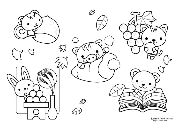 Cinnamoroll coloring pages